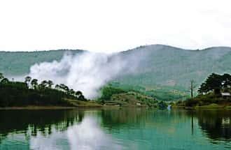 One Day Trekking and Kayaking in Dalat