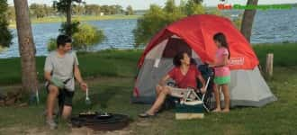 Family Camping Tour